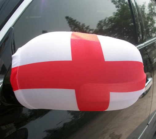 Car side rear view mirror flag national flag wholesale